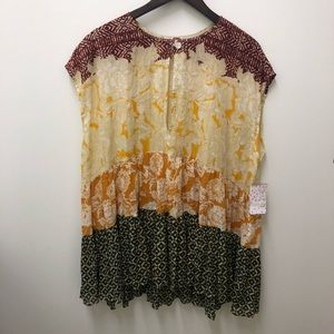 Free People Marigold Tunic